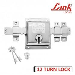12 Turn Lock