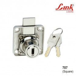 Multipurpose Lock with Lateral Key
